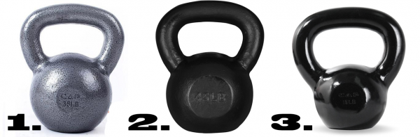 TTV Top Value: Cheapest Kettlebells Around (AKA Free 45lb Kettlebell*)